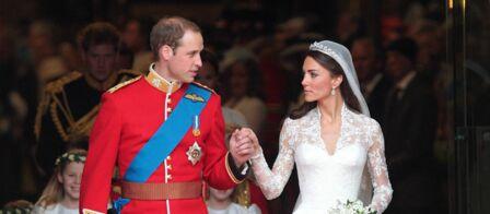Kate Middleton et le prince William fêtent leur anniversaire de mariage   retour sur le mariage