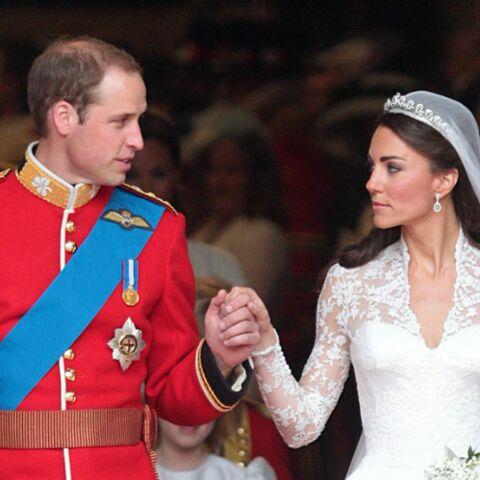 Kate Middleton et le prince William fêtent leur anniversaire de mariage: retour sur le mariage du siècle