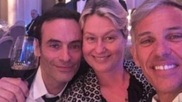 PHOTOS – Anthony Delon et Paul Belmondo «les fils de» amis de toujours, Malika Ménard et Ycare amoureux, Élodie Gossuin en vacances avec ses  enfants…