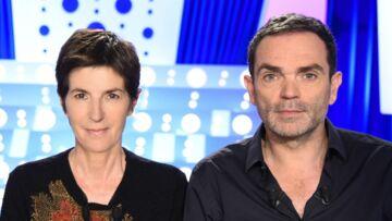 Christine Angot prête à quitter ONPC: le conseil de Yann Moix