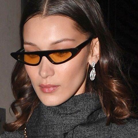 PHOTOS –  10 paires de lunettes «cat-eye » ultra tendance à adopter comme celles de Rihanna ou Bella Hadid