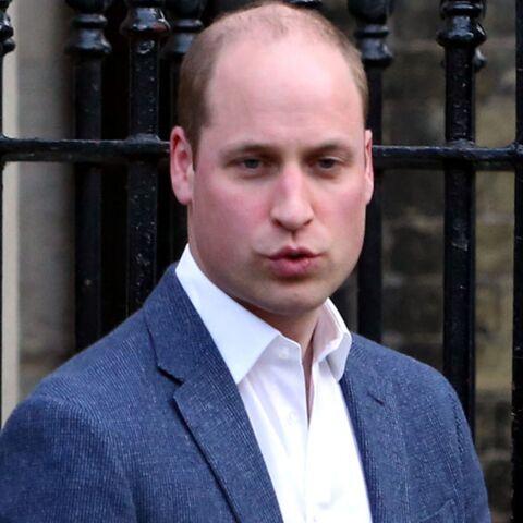 Le prince William a signé le certificat de naissance du prince Louis