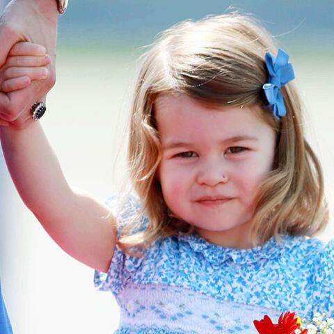 La princesse Charlotte fête ses 3 ans: pourquoi vous ne verrez pas de nouvelles photos