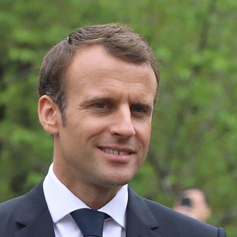 Emmanuel Macron fait un lapsus sexy lors de son voyage en Australie, la Toile s'amuse