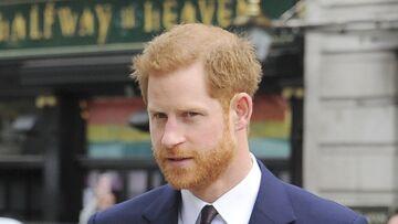 Le prince Harry colérique, il revient sur ses années difficiles après la mort de Diana