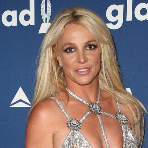 Quand Britney Spears fait de la gym avec son petit ami, ça vaut le détour