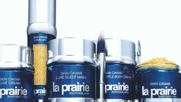 Success Story: La Prairie fête les 30 ans de sa ligne au caviar adorée par les stars