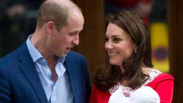 Le royal baby 3 le fils de Kate Middleton et William rapporte déjà gros
