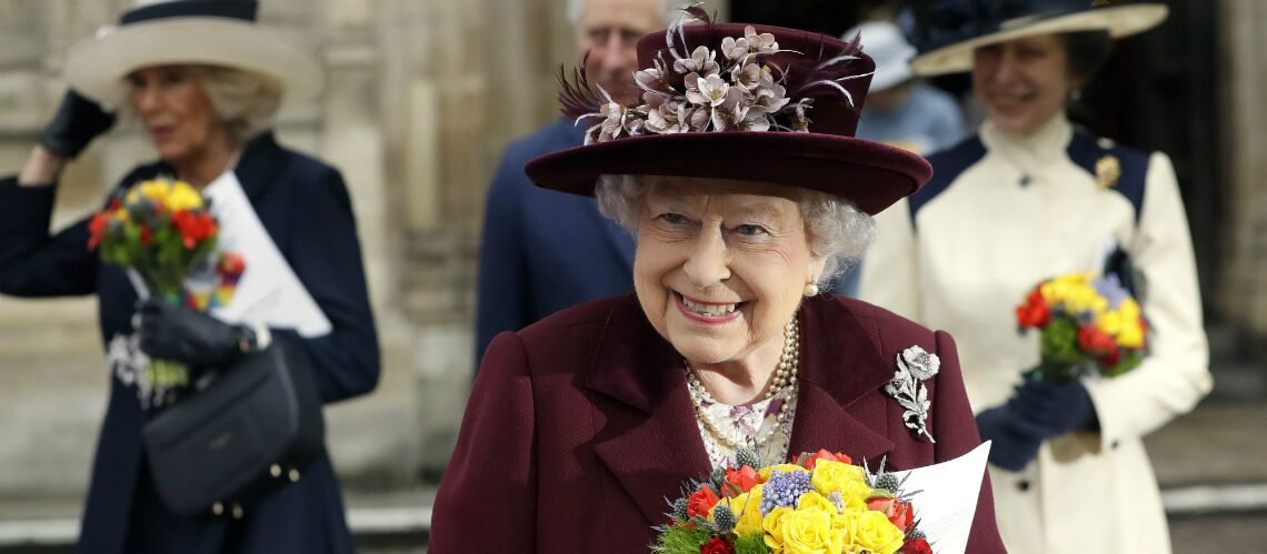 L\u0027énorme cadeau d\u0027Elisabeth II pour le mariage du prince Harry et de Meghan  Markle  la maison de son arrière,grand,père George V , Gala