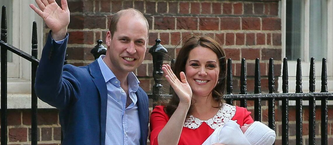 PHOTOS – Kate Middleton : Comment elle recycle les vêtements de ses enfants  George, Charlotte