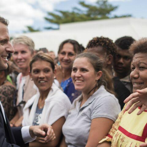 Pourquoi les bains de foule sont important pour Emmanuel Macron: «une forme de transcendance», comme un roi de France