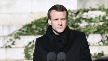 Emmanuel Macron répond à ceux qui trouvaient «abject» son hommage à Johnny Hallyday