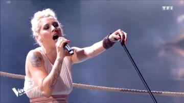 The Voice: B Demi-Mondaine éliminée, elle n'a pas tout perdu