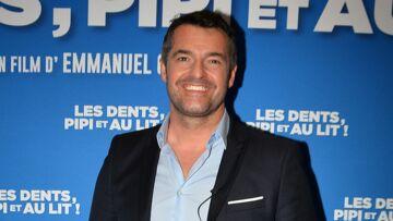 Arnaud Ducret comment il a rattrapé le temps avec son père avec des années de disputes