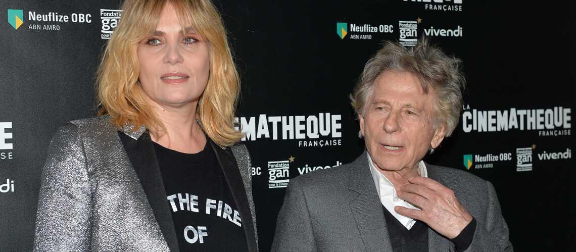 Roman Polanski dans la tourmente: son épouse Emmanuelle Seigner le défend coûte que coûte