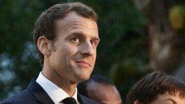 On sait ce qu'a fait Emmanuel Macron pour ses 1 an à l'Elysée et ce n'est pas très festif