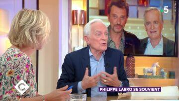 VIDÉO – Laeticia Hallyday «injustement» attaquée: Philippe Labro vole à son secours