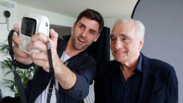 VIDEO –L'instant shooting avec Martin Scorsese à Cannes