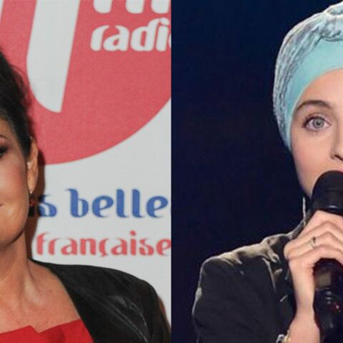 Mennel, émue par la disparition de Maurane qui l'avait soutenue pendant l'affaire The Voice