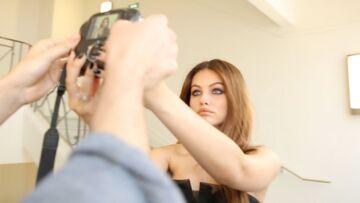 VIDEO – L'instant shooting avec Thylane Blondeau à Cannes