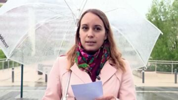 VIDEO – Une journaliste de France 2 fait un malaise en plein reportage