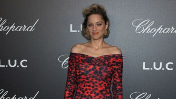 Cannes 2018: Marion Cotillard ultra sexy en combi léopard rouge pour une soirée cannoise