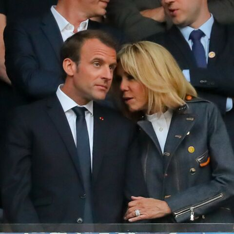 Emmanuel Macron et Brigitte en week end et bientôt en maillot dans la presse people?