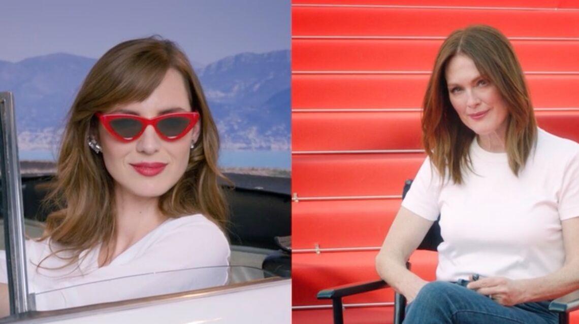 VIDEO –Louise Bourgoin et Julianne Moore, la beauté en partage