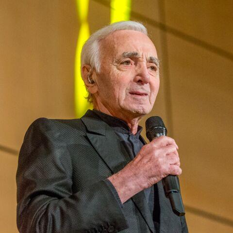 Charles Aznavour hospitalisé après une lourde chute