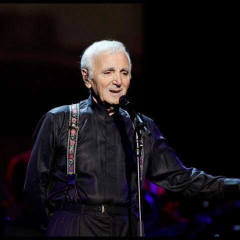 """Charles Aznavour, vaillant et combatif après son hospitalisation: """"C'est Robocop"""""""