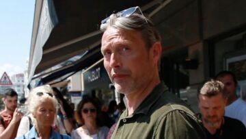 VIDEO – L'instant shooting avec Mads Mikkelsen à Cannes