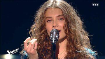 Maëlle, 17 ans et gagnante de The Voice: comment elle arrivait à concilier le lycée avec le télé-crochet