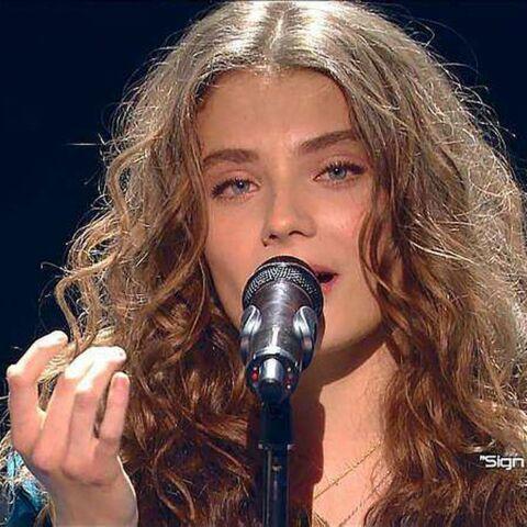"""Maëlle gagnante de The Voice: """"J'espère que ma victoire donnera du courage à d'autres jeunes filles"""""""