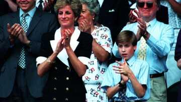 VIDEO – Découvrez le cadeau sulfureux que Diana a offert au prince William lorsqu'il était enfant