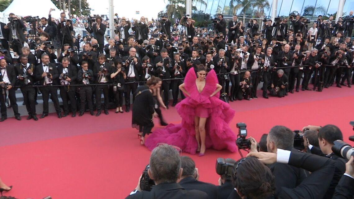 VIDEO – Croisette Reporter, épisode 6: Kendall Jenner à la soirée Chopard, un flamand rose sur le tapis rouge et la minute philo d'Isabelle Adjani