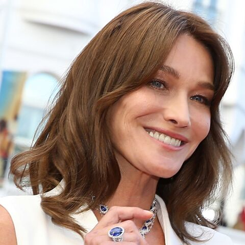 PHOTO – Carla Bruni adoube Bella Hadid sa « fille cachée »