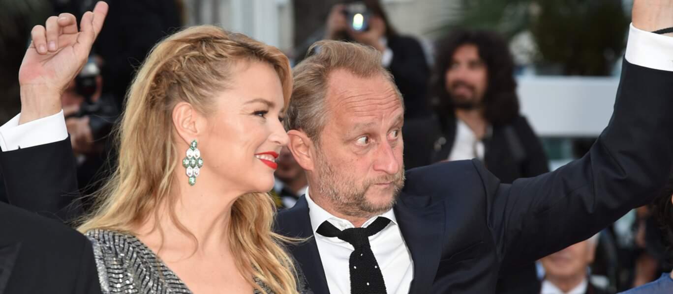 Benoit Poelvoorde et Virginie Efira