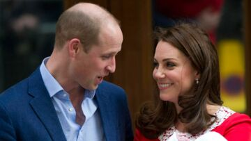 Le prince Louis a fait sa 1e sortie depuis la maternité