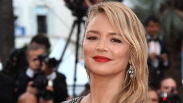 PHOTOS – Virginie Efira scintillante sur le tapis rouge de Cannes, aux côtés de Guillaume Canet et Gilles Lellouche