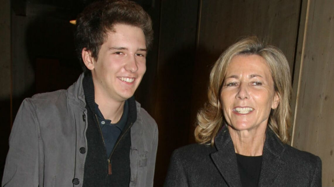 Claire Chazal: le jour où son fils François l'a remise à sa place