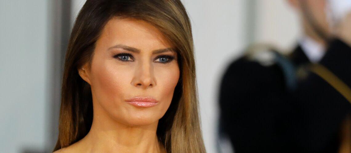 Melania Trump hospitalisée annonce la Maison Blanche: la première dame va passer quelques jours à l'hôpital