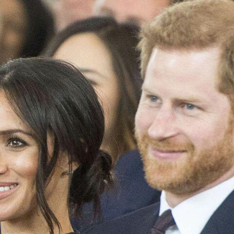 Mariage de Meghan Markle et Harry: les tourtereaux séparés la veille du grand jour