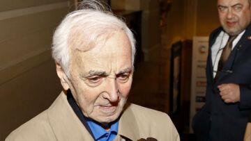 Charles Aznavour contraint d'annuler ses concerts au Japon après sa lourde chute