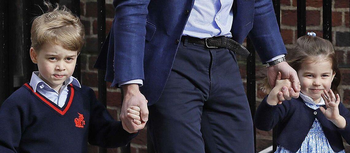 Mariage de Meghan Markle et Harry: le prince George et la princesse Charlotte vont bien participer à la cérémonie