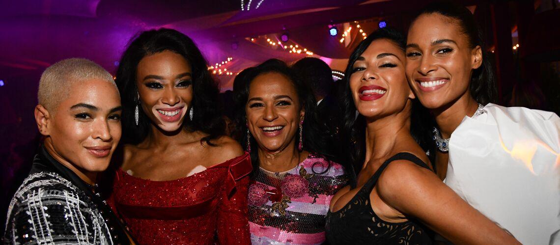 PHOTOS – Soirée De Grisogono: décolletés et robes très fendues, zoom sur la soirée glamour de Cannes 2018