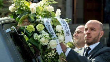PHOTOS – Obsèques de Maurane: Pascal Obispo, Zazie, Muriel Robin émus pour un dernier hommage