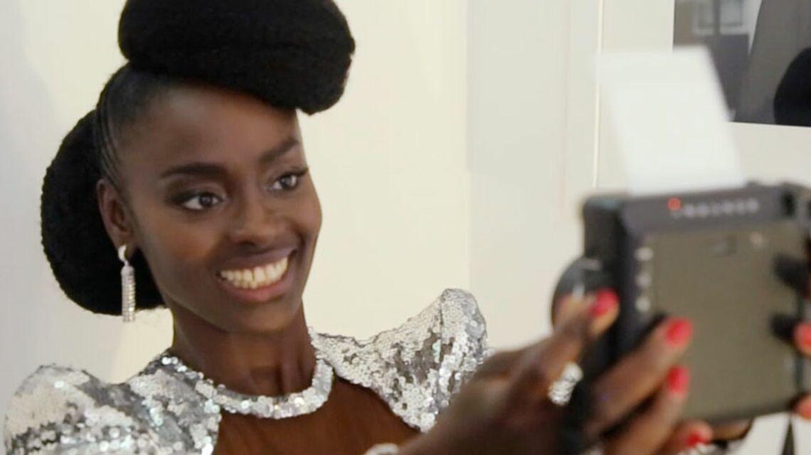 VIDEO – Quand Aïssa Maïga se prend en selfie