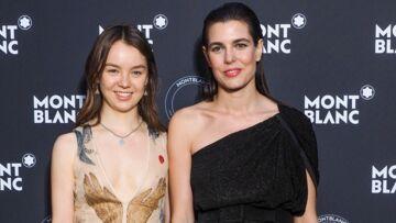 PHOTOS – Alexandra de Hanovre et Charlotte Casiraghi, duo complice et stylé