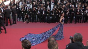 VIDEO – Croisette Reporter, épisode 12: Des robes à traînes un peu encombrantes, les couples de stars à Cannes, inside le gala de l'amfAR