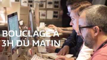 VIDEO – Au cœur du Festival de Cannes: la rédaction du Gala Croisette
